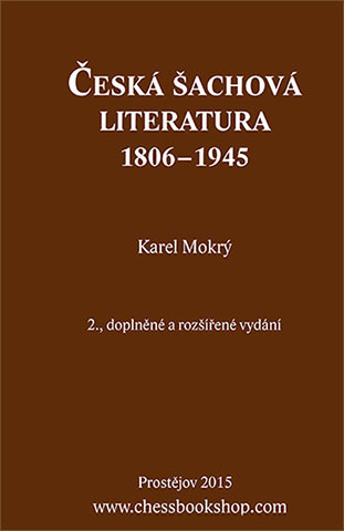 Czech Chess Literature 1806-1945